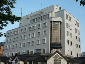 高田ターミナルホテル:駅前 好立地