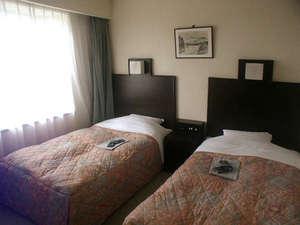高田ターミナルホテル:ツインルーム