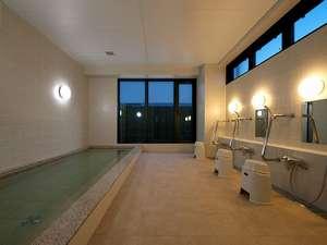 ホテルクニミ鴨宮:24時間入浴可能な男女別大浴場(トゴール温泉)