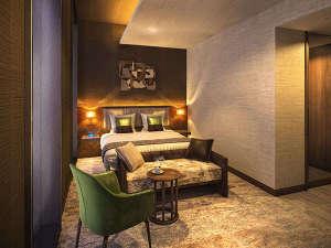 ホテル ザ セレスティン銀座(2017年10月5日オープン):客室ダブル(イメージ)