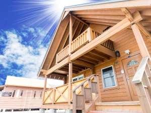 小樽蘭島海岸 SAKURA GARDEN コテージ&貸別荘(さくらガーデン)の写真
