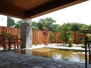 ホテル清さと:源泉掛け流しの天然温泉