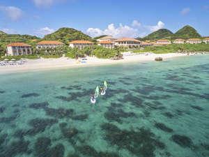 クラブメッド石垣島:*ウインドサーフィン/爽やかな風と、広がる景色を、爽快に感じて頂けます。