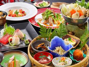 キャメルホテルリゾート:和会席コース*お料理一例