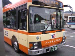 伊豆急 河津駅~修善寺間を 東海バスで