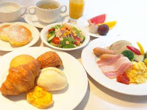 ニューオータニイン東京:朝食