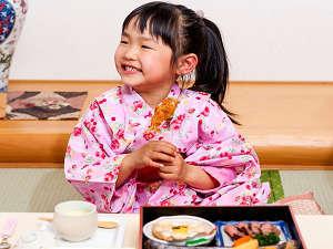 八幡平ハイツ:年齢に合わせたお子様料理もご準備♪ハイツでは家族での楽しい旅行を応援します!