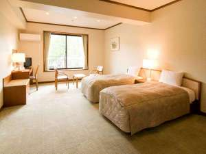 天空のリゾート ホテルウィンザー:ツインルーム★37㎡の広めのお部屋です♪