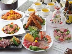 天空のリゾート ホテルウィンザー:家族でワイワイ♪手巻寿司プラン、デザートはアイスクリームタワーでお楽しみください
