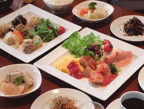 相鉄フレッサイン東京京橋:朝食は和洋のビュッフェ