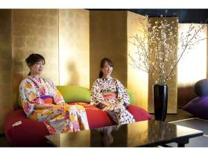 The Ryokan Tokyo YUGAWARA:人をダメにするクッションでダメになろう!