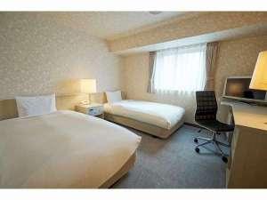ホテル新東(札幌):ツインルーム