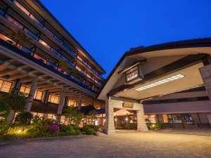 仙台・作並温泉 鷹泉閣岩松旅館の写真