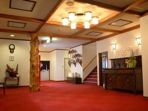 奥日光倶楽部 山の宿:【1F ロビー・エントランス】