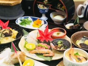 おばな旅館 富貴亭:【会席富貴プラン】※季節により食材の変更がございます。