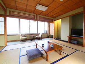 大江戸温泉物語 加賀片山津温泉 ながやま:和室12.5畳タイプ
