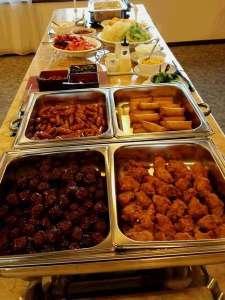 帯広グランドホテル:無料朝食バイキング