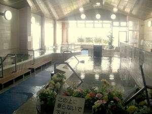 ニコニコカプセルホテル:プラザ最上階にございますニコニコ温泉をご利用頂けるプランです。