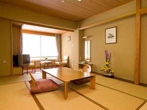 【和室】暖香園の和室でゆったり癒し旅10畳広縁付き(バス・トイレ付き)
