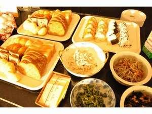 ホテルポートサイド今治:朝食