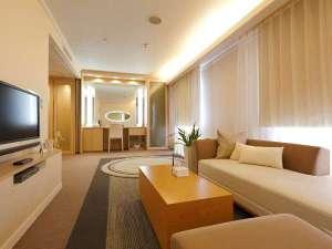 高崎ビューホテル:スウィートルーム(702号室)