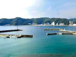 三水はのどかな港の一角にございます
