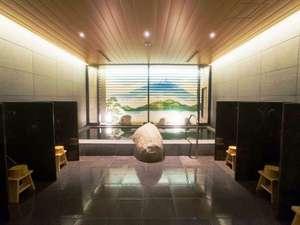 ハタゴイン関西空港(2018年3月1日OPEN):【大浴場】「雲海の湯(うんかいのゆ)」癒やしの大浴場でくつろぎのバスタイムを。
