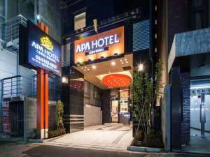アパホテル東新宿歌舞伎町 外観