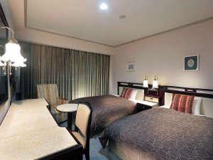 佐世保ワシントンホテル:ツインルーム