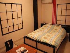 ビジネスホテル南国:和室