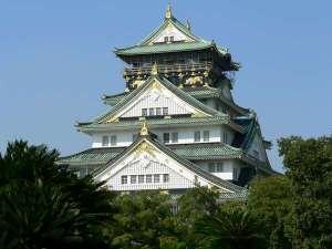 ビジネスイン谷町:大坂城まで徒歩5分、大阪城ホールまで徒歩15分の好立地♪