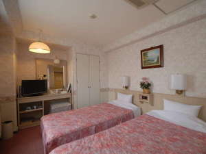 ホテルクリスタル広島:ツインルーム(基本情報)