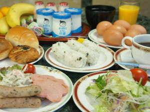 ホテルクリスタル広島:朝食(基本情報)