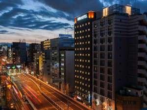 アパホテル<上野駅前>の写真