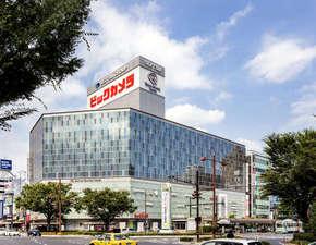 ダイワロイネットホテル岡山駅前の写真