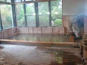 檜湯の宿 松伯