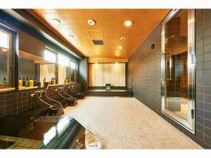 ホテル竹園芦屋:大浴場 北の浴場内