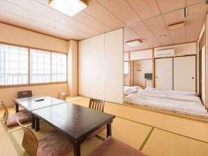 旅館 山月:*【和室/大部屋20畳】最大10名様でご利用いただける広々としたお部屋。ご家族やグループ旅行に!