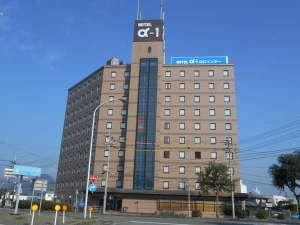 ホテル・アルファ-ワン山口インターの写真