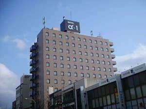 ホテル・アルファ-ワン米子の写真