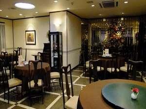 ホテルナガイ:チャイニーズレストラン雪園ではご宿泊のお客様のお食事から本格中華までご用意