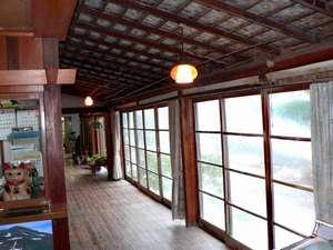 湯ノ田温泉 酒田屋旅館:*戦前より変わらぬ造りには、どこかノスタルジックな雰囲気がただよう