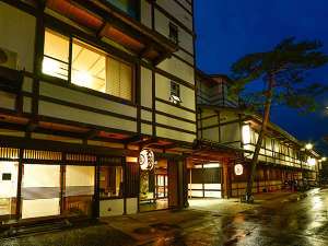 草津温泉 大阪屋の写真