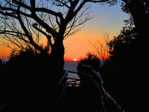 【景観】堂ヶ島~夕景百景