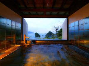 展望貸切風呂【夕星】