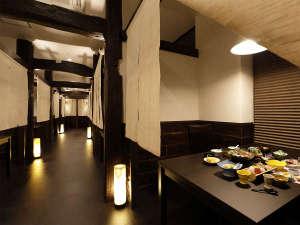 絶景の宿 堂ヶ島ホテル天遊:12月1日オープン!個室食事処「水鏡」