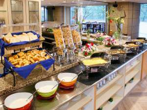 デイナイスホテル東京:花野菜朝食