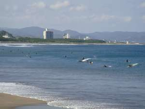 女性とペットに人気のホテル&レストラン ポルトメゾンルームス:セレブのサーファーにも人気。ボディーボードや海水浴も楽しめる千倉ビーチ