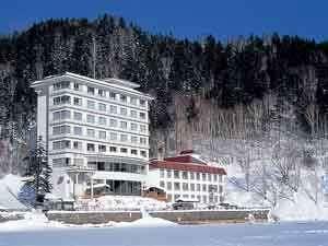 然別湖畔温泉ホテル風水の写真