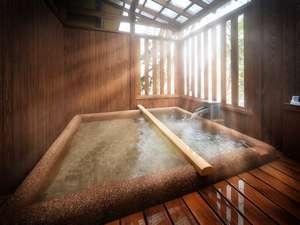 2009年12月オープン!!寝湯付貸切露天風呂